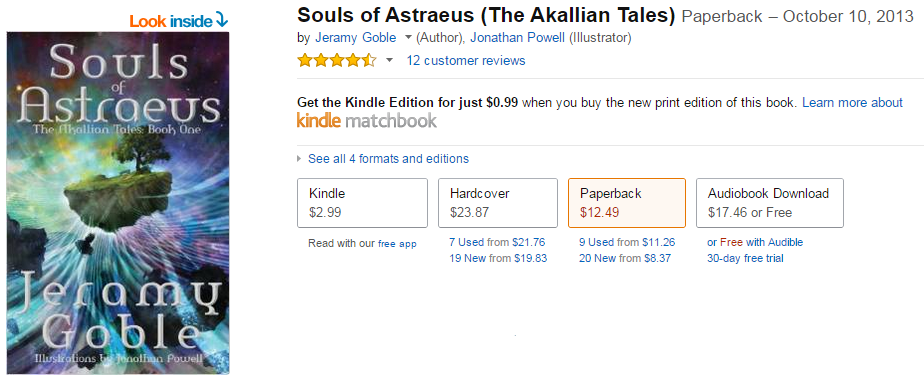 14 months after publishing my first book