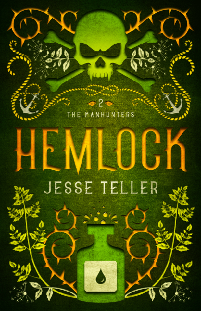 Guest post: Jesse Teller – Author of The Manhunters series